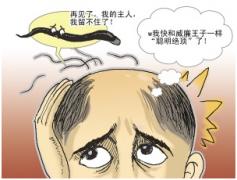 脱发的病因是什么